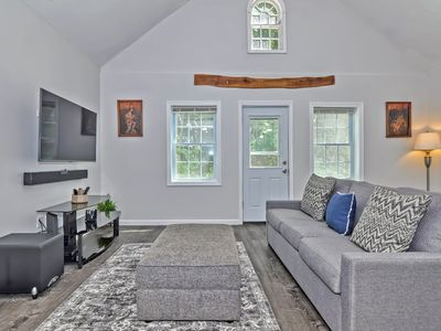 Photo for Beautifully Furnished Private Retreat in Andover!