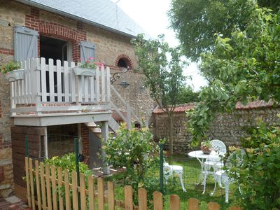 "Photo for The Cottage of Olives "", between Giverny and Rouen, near beaches Landing"