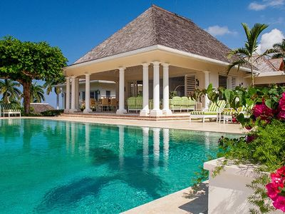 Photo for TRYALL CLUB 6 Bd Villa! Pool!  Incl Concierge Service & 1 Year Priority Pass!