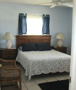 Master Bed Room with Attached Full Bath