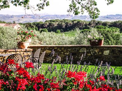 Photo for Traditional Suite At Tuscan Hillside Oasis