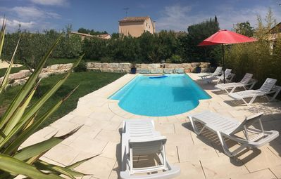 Photo for New villa in the heart of a small Provencal village