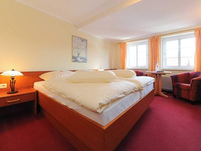 Photo for Double room category II upstairs - Hotel Garni Benser Watt