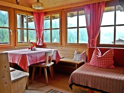 Photo for Vacation home Antritt in Schmirn - 4 persons, 1 bedrooms
