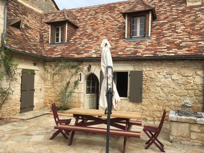 Photo for 4BR Chateau / Country House Vacation Rental in Savignac-les-Églises