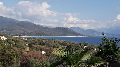 Photo for Dream stay, located in Porto Pollo in the bay of Valinco 350 m from the beach