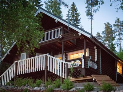 Photo for Holiday house Lahti for 7 persons with 1 bedroom - Holiday house