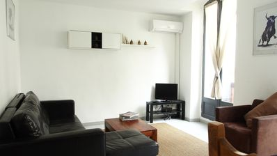 Photo for Bright apartment in the heart of the historic center