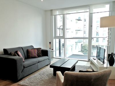 Photo for Still Life Tower Hill Deluxe One Bedroom Apartment