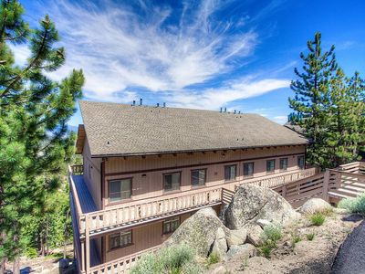 Photo for Pet/Budget Friendly w/Views, Fireplace, Comm. Hot Tub/Pool, Skiing (HNC0626)