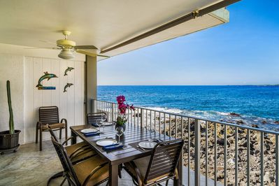 Gorgeous Ocean Front Location