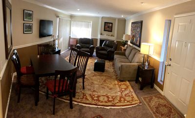 Photo for Downtown, 1 BR, 1 Block to Main St, 3 Blocks from the Bch/Pier MONTHLY MINIMUM