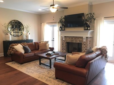 Photo for Masters Rental - OPEN CONCEPT; Great for Groups!