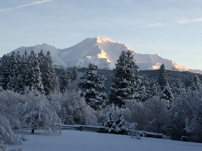 Photo for Bodhana Shasta -- The Perfect Mountain Getaway!