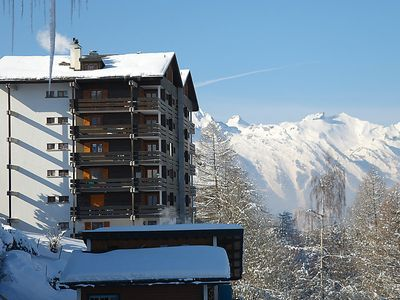 Photo for Apartment Haut de Cry 24  in Nendaz, Valais - 5 persons, 1 bedroom