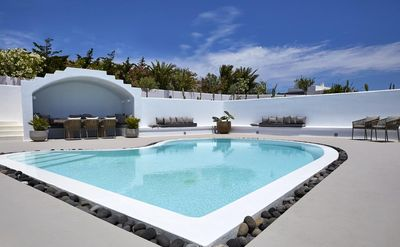 Photo for Villa Erotas Santorini, 2 Bedrooms 1 Bathroom, Private pool and Panoramic views