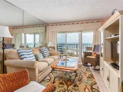 Photo for Family Friendly Oceanfront Condominium on St Simons! Tons of Amenities including Pool, Gym