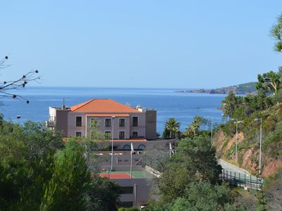 Photo for Apartment With Sea Views Near Theoule-Sur-Mer, In Secure Development