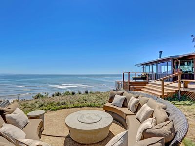 Photo for Spectacular oceanfront with unparalleled and panoramic views of crashing waves
