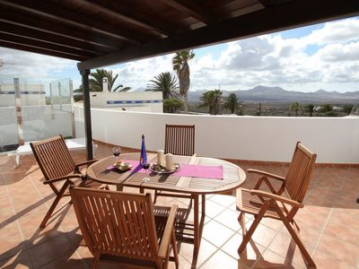 Photo for Casa Vista Dos Mares in Teguise