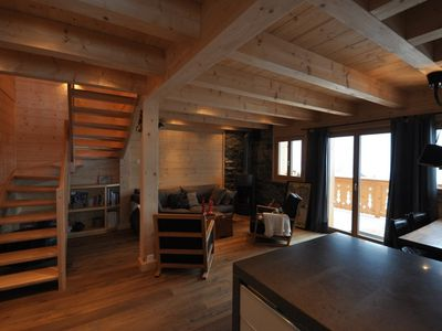 Photo for The Amaroo cottage on the slopes of Les Diablerets