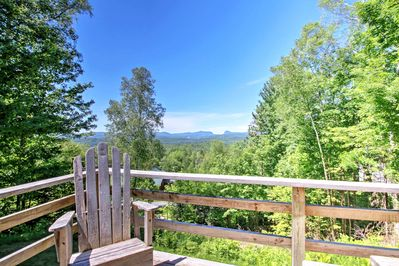 Your ultimate Vermont adventure begins with this East Burke house.