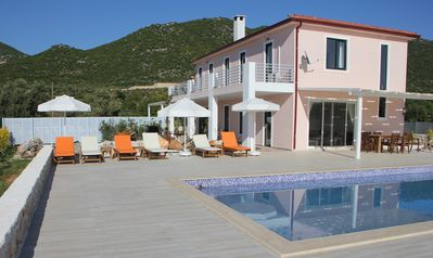 Photo for Privacy, seclusion  guaranteed and sole use of villa. 10 minutes away from Kas.