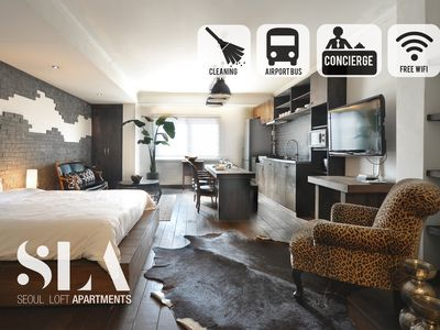 ★SLA★05.Central Classic Loft(Monthly Discount/DDP)