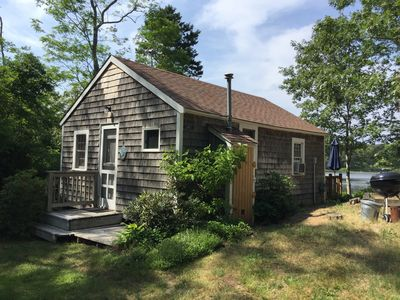 Photo for Lakefront Cottage in Eastham, near ocean and Bay
