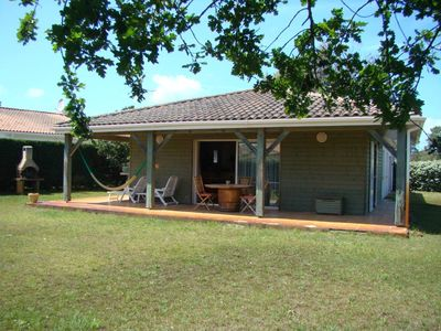 Photo for 3BR House Vacation Rental in Montalivet