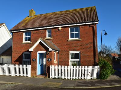 Photo for Strand House- family & dog friendly cottage in the village of Camber, Near Rye