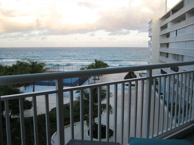 Photo for Oceanfront Modern Fully Renovated Steps to the Beach
