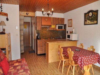 """Photo for Residence """"The Wapiti"""" located in the area of Contamines. Residence located near the Crêt Béni ski a"""