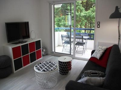 Photo for Apartment Capbreton, 2 rooms, 4 persons