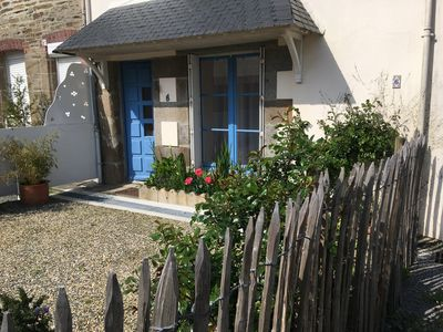 Photo for TERBELOC *** Pretty Breton house located in the heart of Cancale