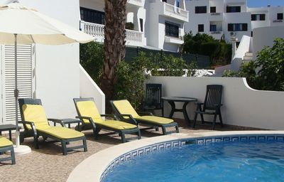 Photo for Large Villa in Albufeira Town
