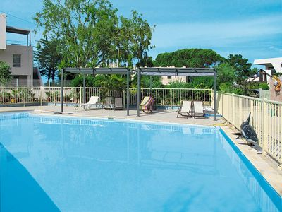 Photo for Apartment Résidence de la Plage  in L'Ile Rousse, Corsica - 8 persons, 4 bedrooms