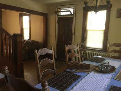 Classic Farmhouse. Sleeps 7.  One mile from 7 Springs Ski Resort!