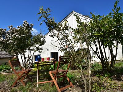 Photo for Pleasant house in medieval village, with restaurants within walking distance!