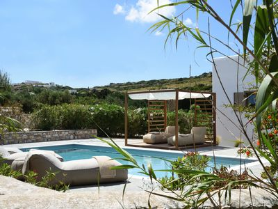 Photo for Aiolos - Private Pool & Jacuzzi Villa