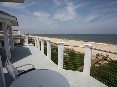 Photo for N48OR: 6BR oceanfront home in gated Ocean Ridge, North Bethany