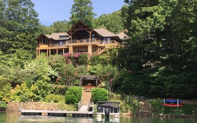 Photo for Spectacular Lakefront Home  -  Awesome views