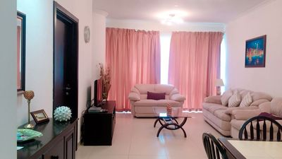 Photo for Cozy 1 BHK in JLT (2 min Walk to Metro Station)