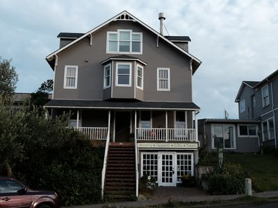Photo for Beautiful, Large Nye Beach House - Beach, Restaurants, Shops, Hiking, Relax