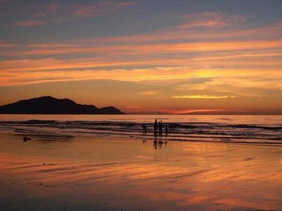 Photo for Absolute Beachfront Te Horo Beach Kapiti Coast