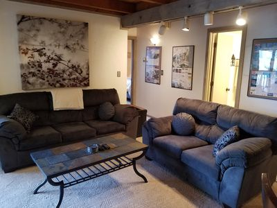 Photo for Centralized and fully furnished 2/2, amidst world renown ski resorts