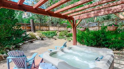 Photo for Idyllwild Dairy Cottage: Romantic and Charming Studio with Spa!