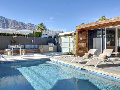 Photo for Lucy I'm Home: 3  BR, 2  BA House in Palm Springs, Sleeps 6