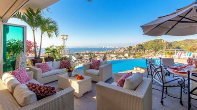 Photo for 12BR Villa Vacation Rental in Puerto Vallarta