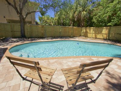 Photo for Seaside Cottage private Pool home! 10% off any open dates in Aug or Sept